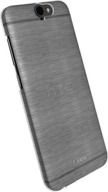 Krusell Boden Cover für HTC One A9 schwarz/transparent (60461)