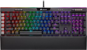 Corsair Gaming K95 RGB Platinum XT, MX SPEED RGB Silver, USB, UK (CH-9127414-UK)
