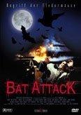 Bat Attack - Angriff der Fledermäuse (DVD)