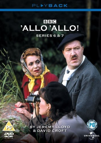 'Allo 'Allo! Box (Season 6-7) (UK) -- via Amazon Partnerprogramm