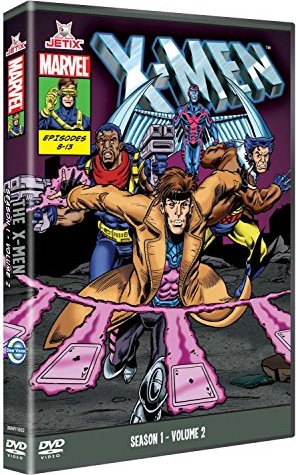 X-Men Season 1.2 (UK) -- via Amazon Partnerprogramm