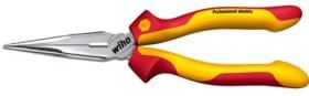 Wiha Z 05006 Professional electric 200mm Flachrundzange mit Schneide (26727)