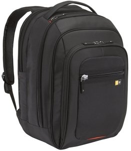 "case Logic ZLB116 16"" backpack black/red"