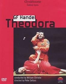 Georg Friedrich Händel - Theodora (DVD)