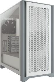 Corsair 4000D Airflow weiß, Glasfenster (CC-9011201-WW)