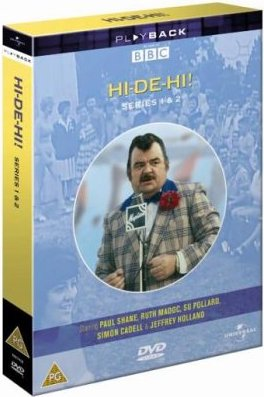Hi-De-Hi! Box (Season 1-2) (UK) -- via Amazon Partnerprogramm