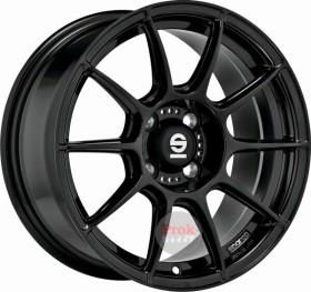 Sparco Wheels FF1 7.0x17 4/108 ET25 schwarz