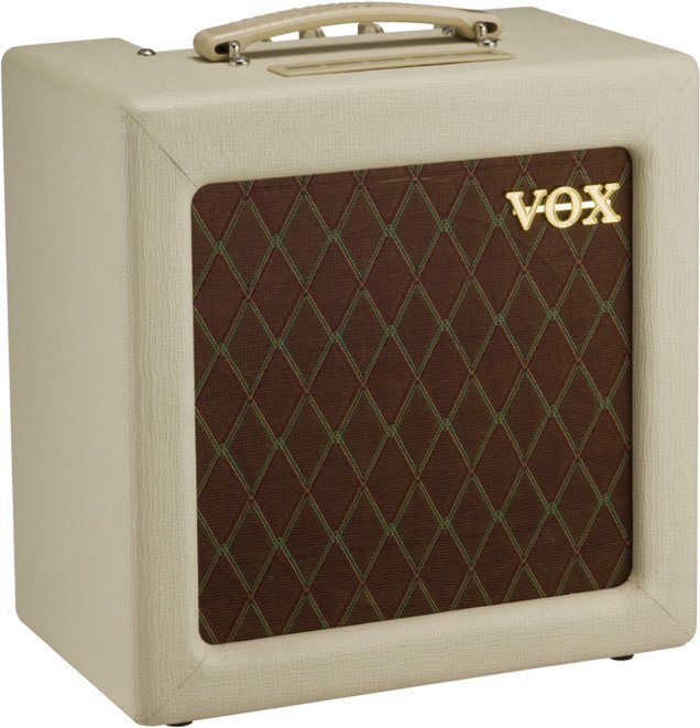 VOX AC4TV Electric Guitar Combo, 4W
