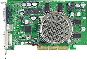 Leadtek WinFast A360TD256 MyViVO, GeForceFX 5700, 256MB DDR, DVI, ViVo, AGP
