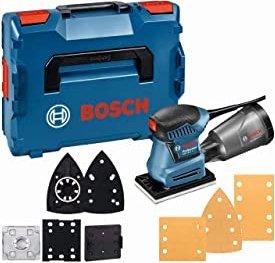 Bosch Professional GSS 160 Elektro-Schwingschleifer inkl. L-Boxx (06012A2300)