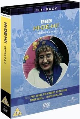 Hi-De-Hi! Box (Season 3-4) (UK) -- via Amazon Partnerprogramm