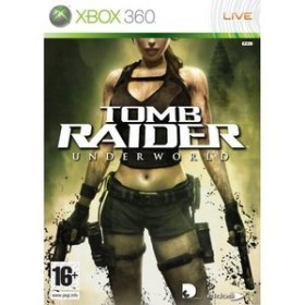 Tomb Raider - Underworld (Xbox 360)