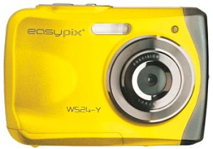 Easypix W524 yellow