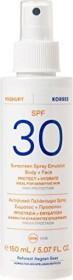 Korres Yoghurt Sonnenschutz Emulsion LSF30, 150ml