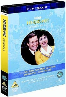 Hi-De-Hi! Box (Season 5-6) (UK) -- via Amazon Partnerprogramm