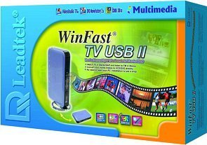 Leadtek WinFast TV USB II USB 2.0