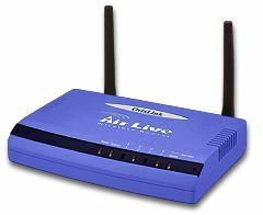 OvisLink AirLive Wireless 4-portowy Broadband router (WL-1124AR)