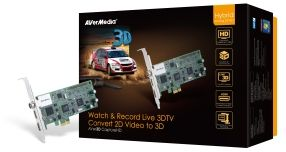 AVerMedia AVer3D CaptureHD, DVB-T/analog/FM (H727 3D)