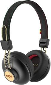 The House of Marley Positive Vibration 2 Wireless Rasta (EM-JH133-RA)