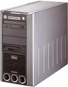 Fujitsu Celsius M420, Pentium 4 2.80GHz