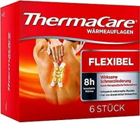 ThermaCare for flexible application heat patches, 6 pieces