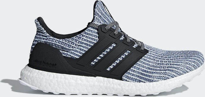 54f3d448f2bdf adidas Ultra Boost Parley ftwr white carbon blue spirit (men) (BC0248
