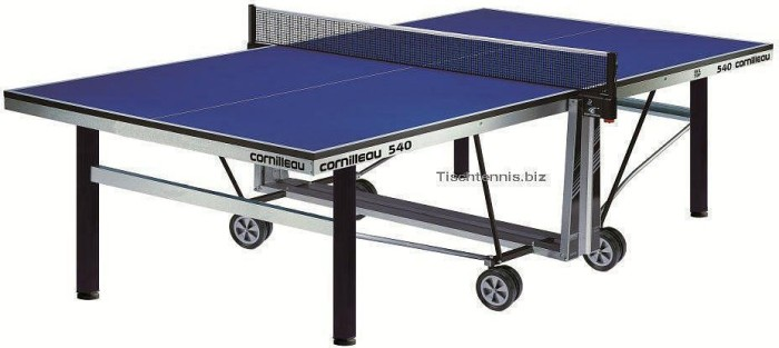 Cornilleau table tennis table competition 540 -- via Amazon Partnerprogramm