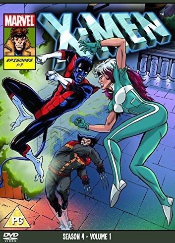 X-Men Season 4.1 (UK) -- via Amazon Partnerprogramm