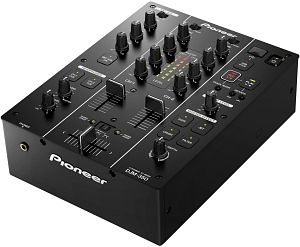 Pioneer DJM-350 schwarz