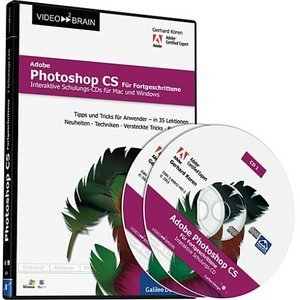 Adobe Photoshop CS Schulungs CD (PC/MAC)