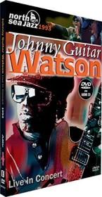 "North Sea Jazz Festival 1993: Johnny ""Guitar"" Watson"