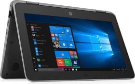 HP ProBook x360 11 G4 Touch schwarz, Core m3-8100Y, 8GB RAM, 256GB SSD, Windows 10 Pro (6UM53EA#ABD)