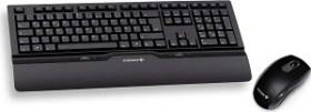 Cherry M82-24800DE eVolution Sirius XT Wireless MultiMedia Desktop, USB, DE