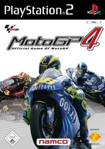 Moto GP 4 (German) (PS2)