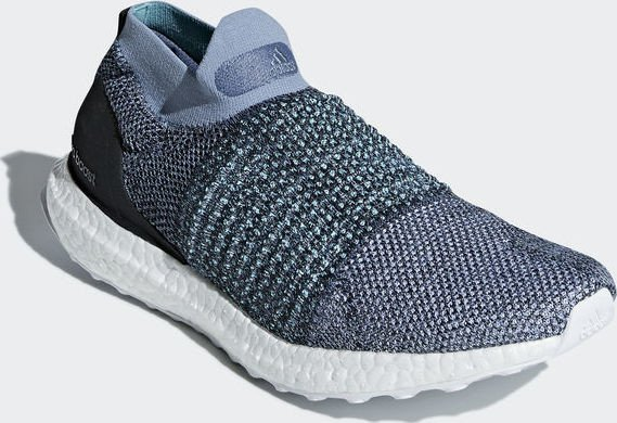 ee1687707a0 adidas Ultra Boost Laceless Parley raw grey carbon blue spirit (men) (CM8271)  starting from £ 129.00 (2019)