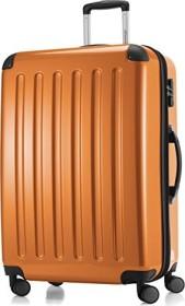 Hauptstadtkoffer Alex Spinner erweiterbar 75cm orange glänzend (82782047)
