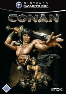 Conan: The Dark Axe (niemiecki) (GC) (GC-072)