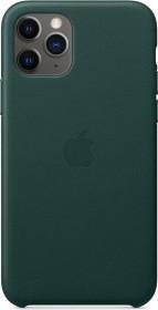 Apple Leder Case für iPhone 11 Pro waldgruen (MWYC2ZM/A)