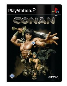 Conan: The Dark Axe (niemiecki) (PS2) (PS2-153)