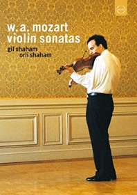 Wolfgang Amadeus Mozart - Violin Sonatas