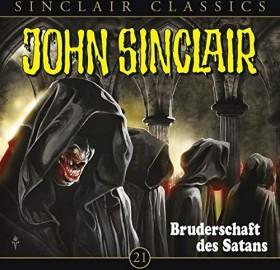John Sinclair Classics - Folge 21 - Bruderschaft des Satans