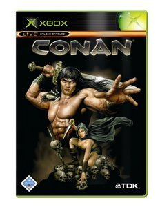 Conan: The Dark Axe (niemiecki) (Xbox) (XB-292)