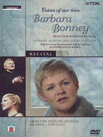 Barbara Bonney - Voices of our time (DVD)