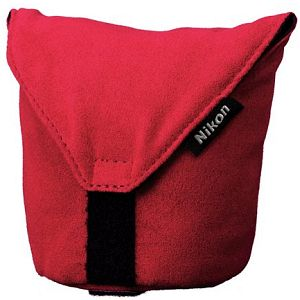 Nikon CL-N101 lens case red (JVE10121)
