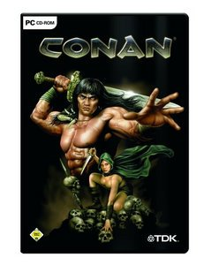 Conan - The Dark Axe (niemiecki) (PC)