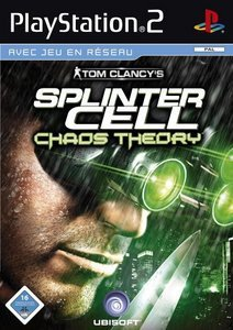 Splinter Cell 3: Chaos Theory (niemiecki) (PS2)