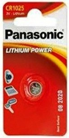 Panasonic CR1025, 2er-Pack