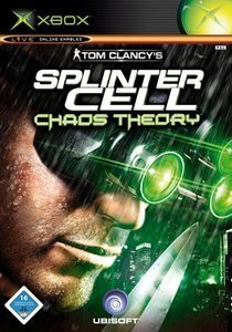 Splinter Cell 3: Chaos Theory (niemiecki) (Xbox)