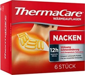 ThermaCare for neck-, shoulder- and wrist heat patches, 6 pieces