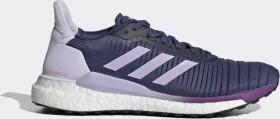 adidas Solar Glide 19 tech indigo/cloud white/purple tint (Damen) (EE4333)